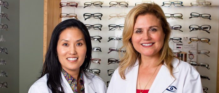 Dr. Lim (left) and Dr. DiLorenzo